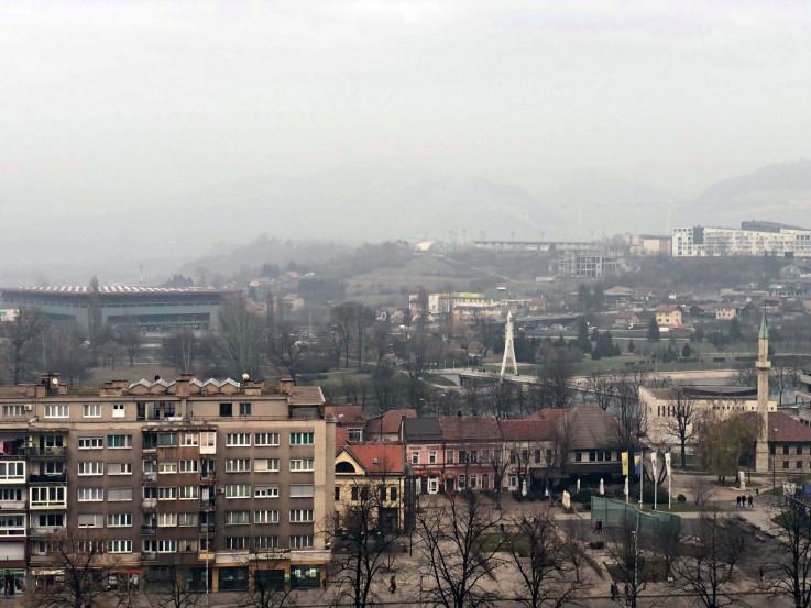 Zenica: Rijetko kada zrak nije zagađen