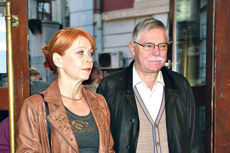 Neda Arnerić, Milorad Mešterović