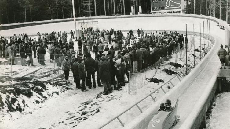 Olimpijska staza za bob na Trebeviću