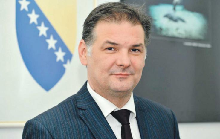 Kurić: Zainteresirani za projekt - Avaz, Dnevni avaz, avaz.ba