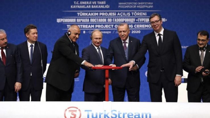 Ceremonija održana u Istanbulu