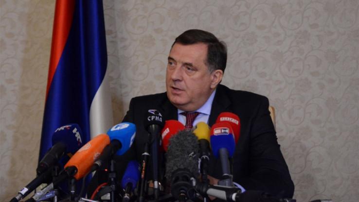 Dodik: Obratio se Incku