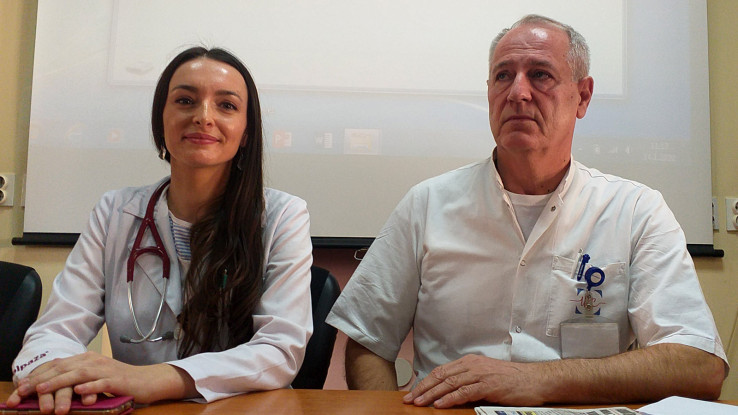 Doktori UKC-a Tuzla