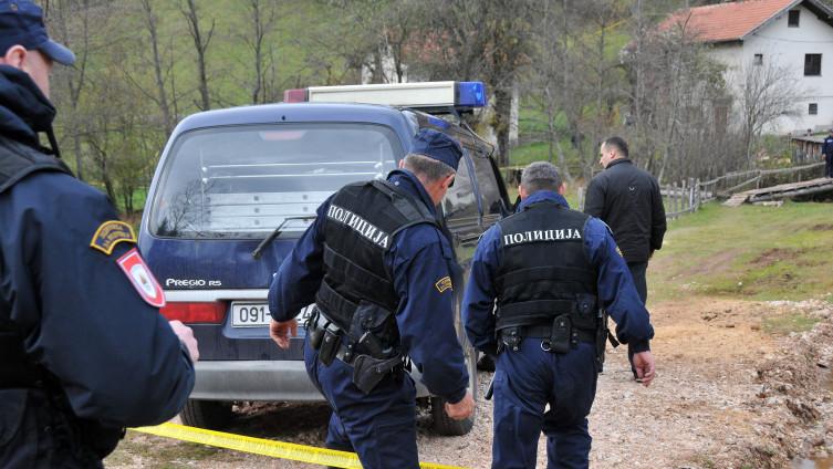 Policija na mjestu ranjavanja nije  pronašla nikakve tragove