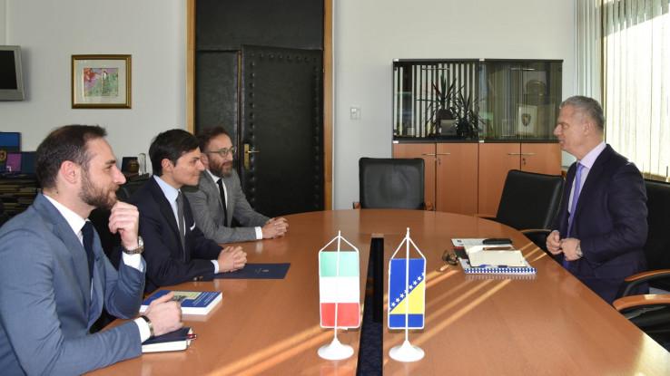 Sastanak u Ministarstvu sigurnosti BiH