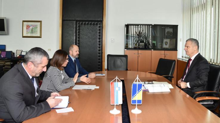 Sastanak Radončić - Bukinac