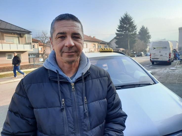 Gračić: Maglajski taksista
