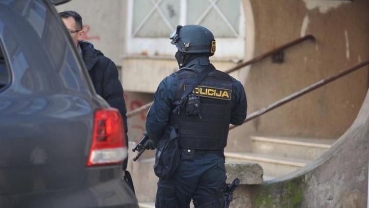 Šljivu su uhapsili pripadnici FUP-a