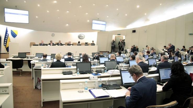 Predstavnički dom Parlamenta BiH: Usvojena inicijativa