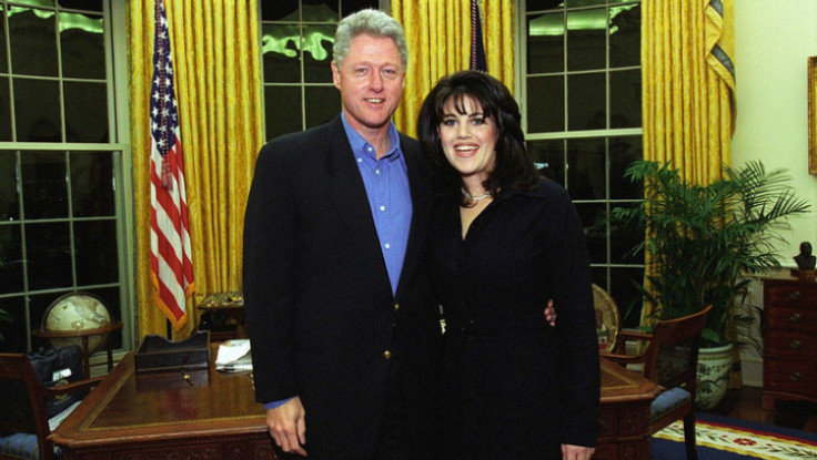 Klinton i Levinski
