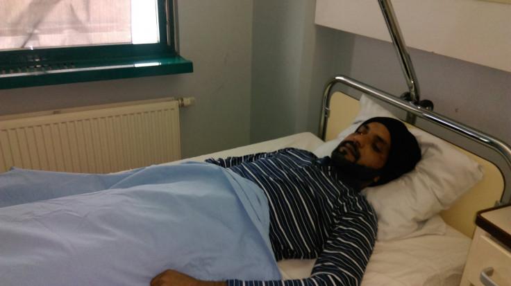 Tahir u bolnici