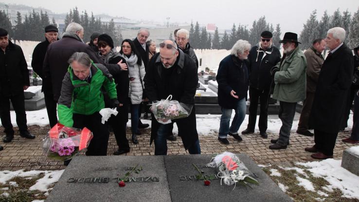 Porodica i prijatelji danas na sarajevskom groblju Bare