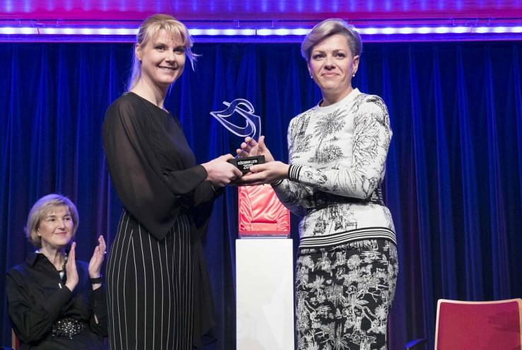 S dodjele priznanja: Rad je oruđe koje pomaže da uspijete