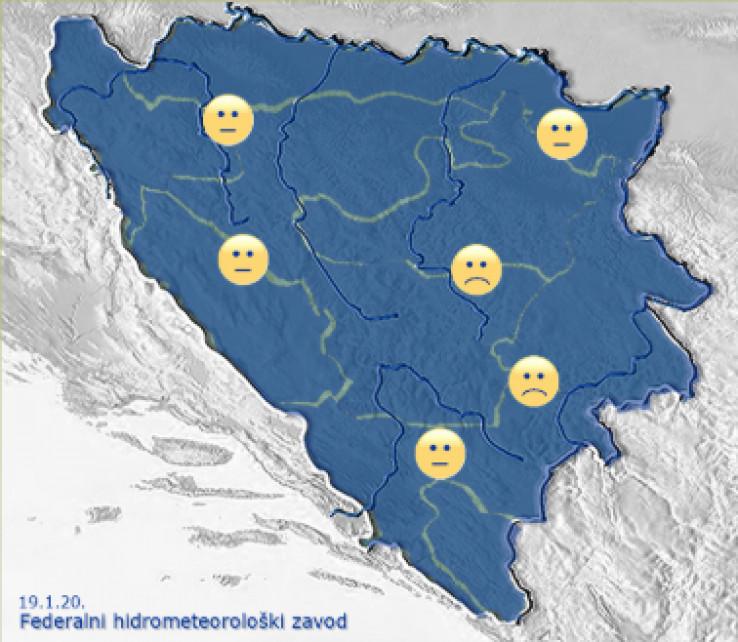 Biometeorološka prognoza za nedjelju - Avaz, Dnevni avaz, avaz.ba