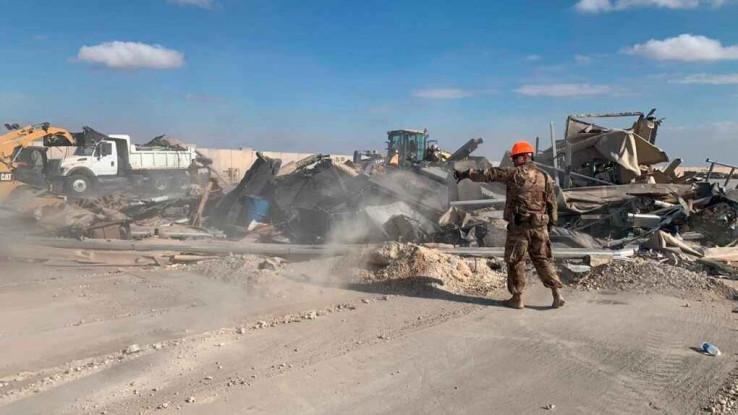 Napad izveden balističkim raketama i dronovima