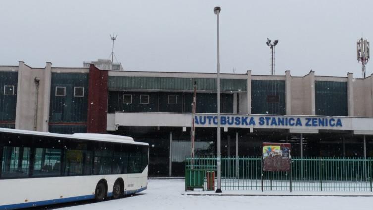 Autobuska stanica u Zenici