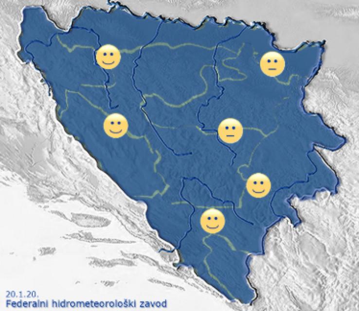 Povoljna biometeorološka prognoza - Avaz, Dnevni avaz, avaz.ba