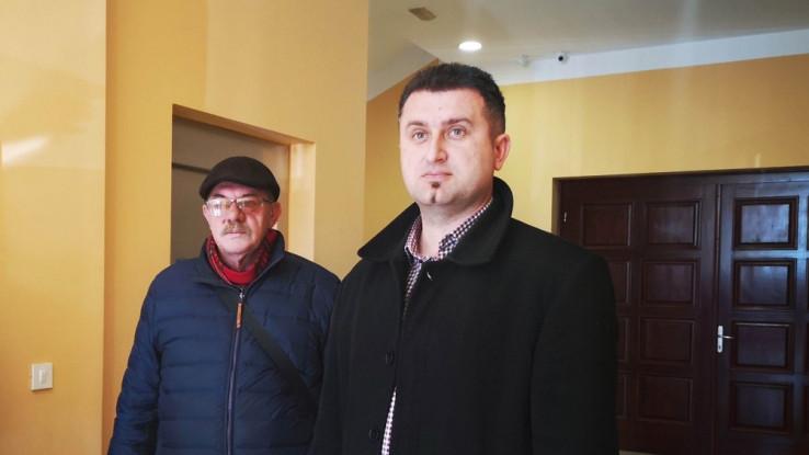 Hodžić i Hujdur u Vijećnici: Vidno razočarani