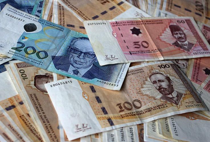 Banke sa sjedištem u Federaciji BiH u RS imaju 52 organizaciona dijela