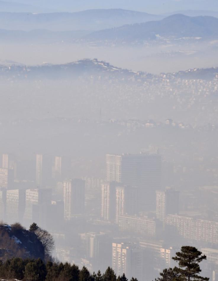 Alarmantno stanje u velikom broju gradova u BiH