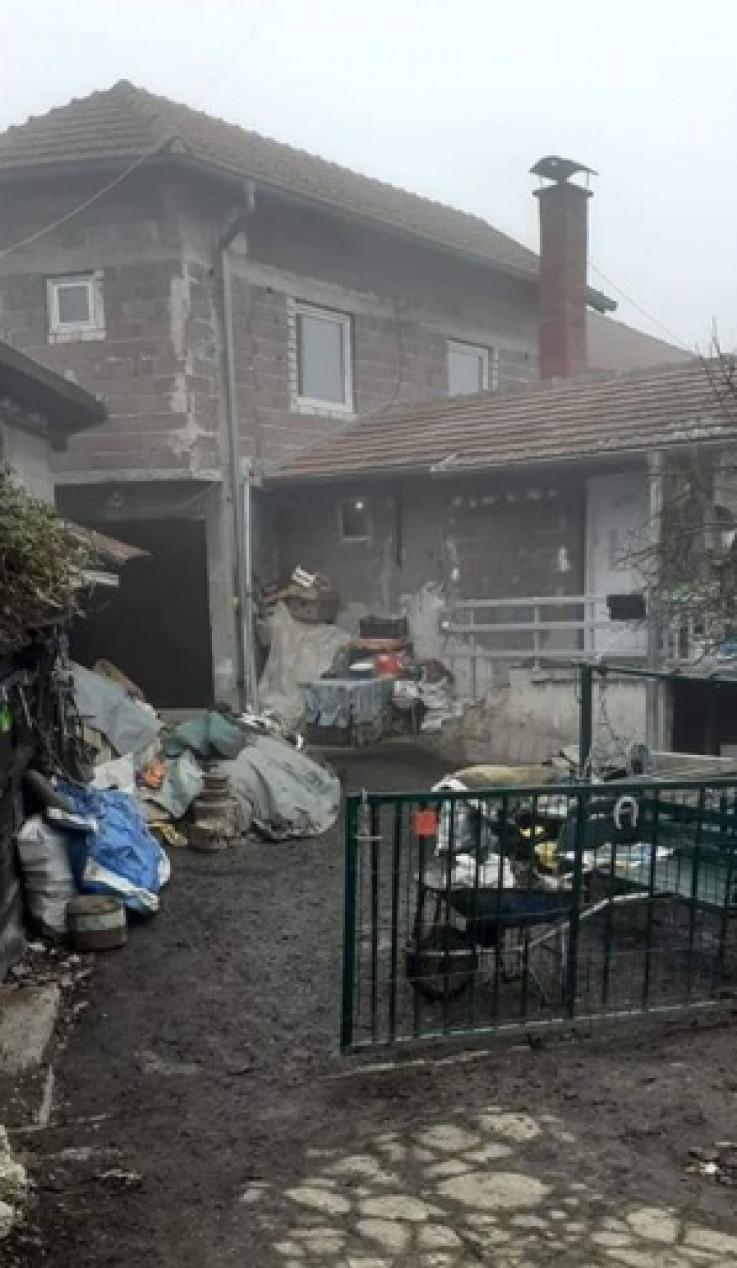 Kuća u kojoj je boravio Evedin Hamzić
