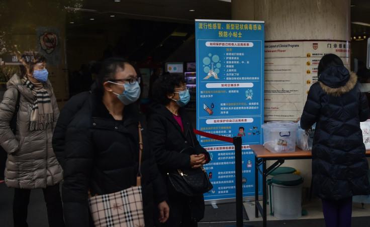 Vlasti su potvrdile da je 217 ljudi zaraženo u Kini