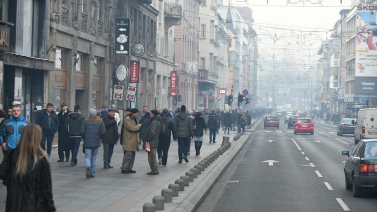 Građanima se preporučuje da umanje kretanje
