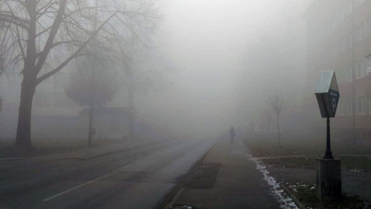 Magla posljednji mjesec dominira Lašvanskom dolinom
