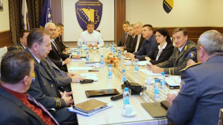 Sa sastanka: Loša infrastruktura na graničnim prijelazima