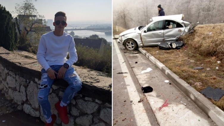 Anel Arnautović preživio tešku nesreću