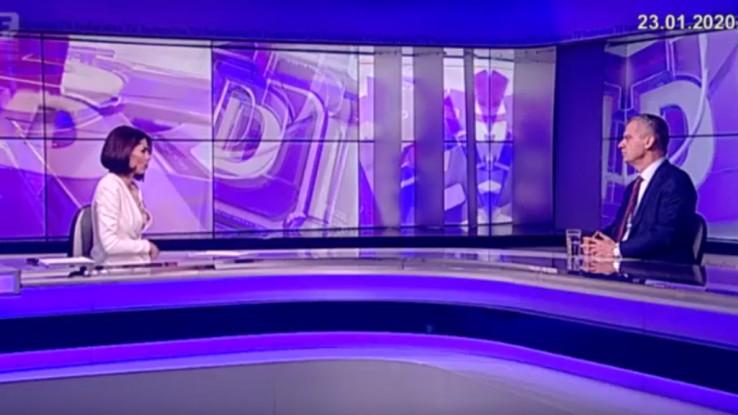 Gostovanje Radončića na FTV