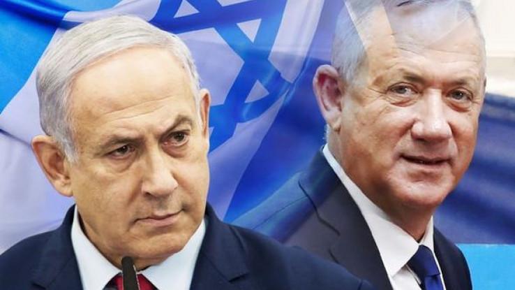Benjamin Netanjahu, Beni Ganc