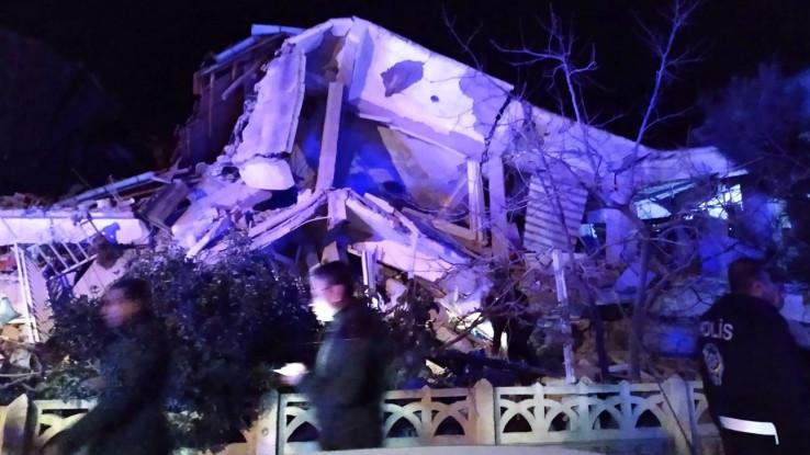 Ogromne štete u Turskoj