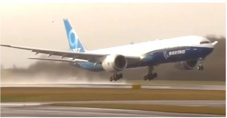 "Novi ""Boeingov"" avion"