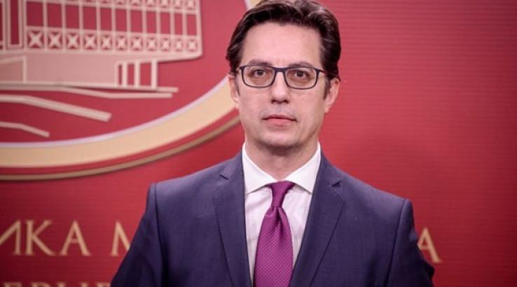 Stevo Pendarovski, predsjednik Sjeverne Makedonije