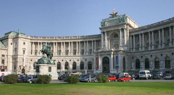 Palača Hofburg