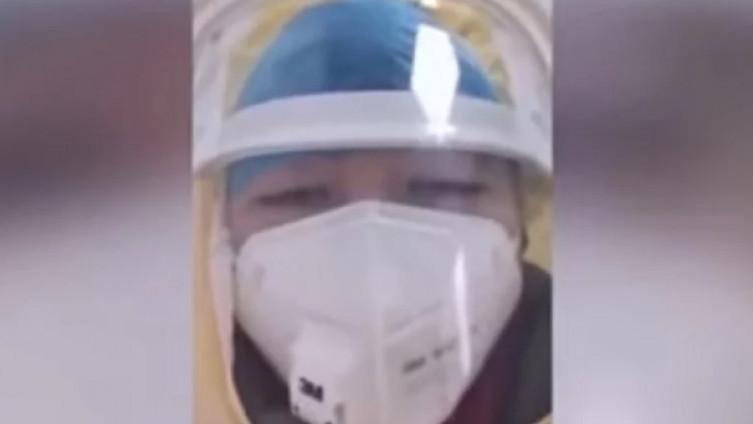 Medicinska sestra sa snimka