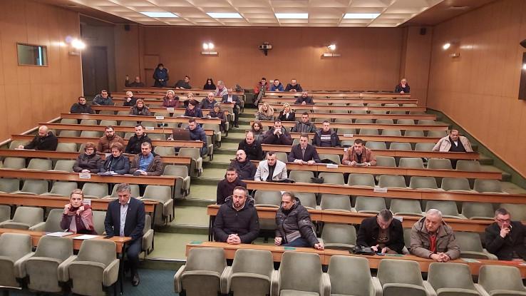 Gradsko vijeće Zenice: Nije izglasana odluka o privremenom finansiranju