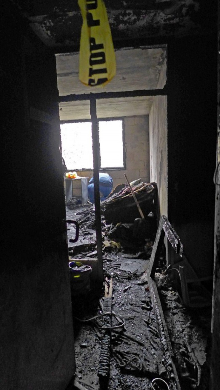 Uništen Rasimov stan