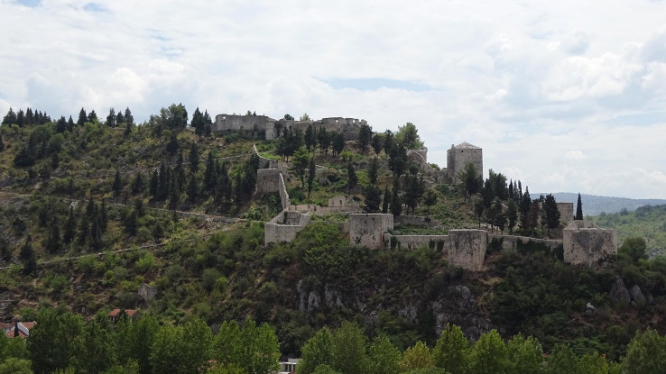 Stari grad u Stocu