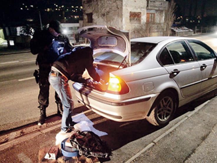 Češljanje automobila