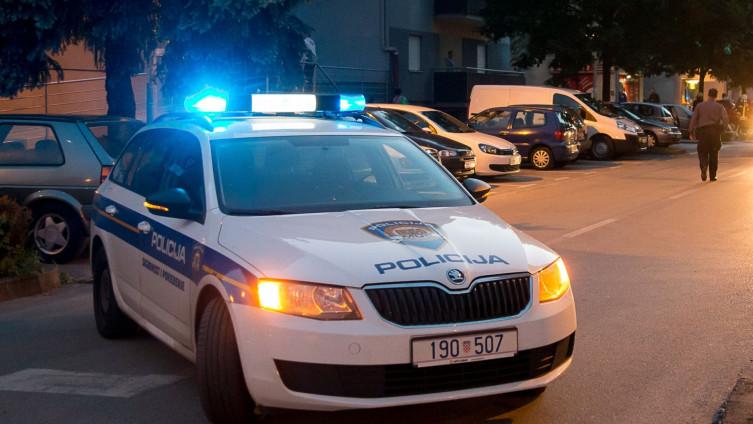 Policija je izašla na teren