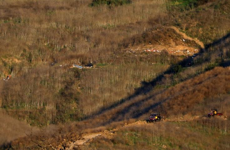 Kobi Brajant tragično poginuo u padu helikoptera