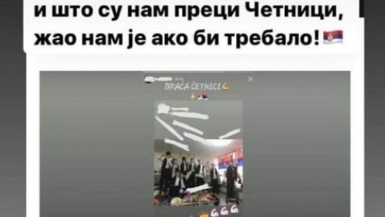 Skandalozne fotografije iz učeničkih klupa