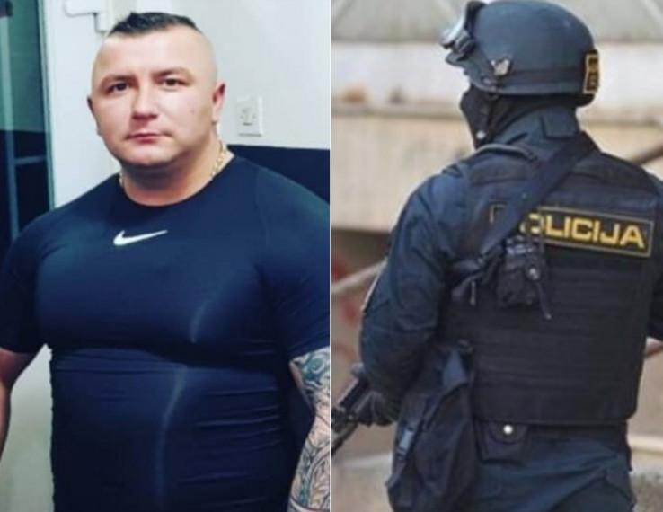 U akciji FUP-a uhapšen Edin Vrtić