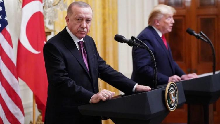 Žestoke reakcije Erdoana na plan Trampa