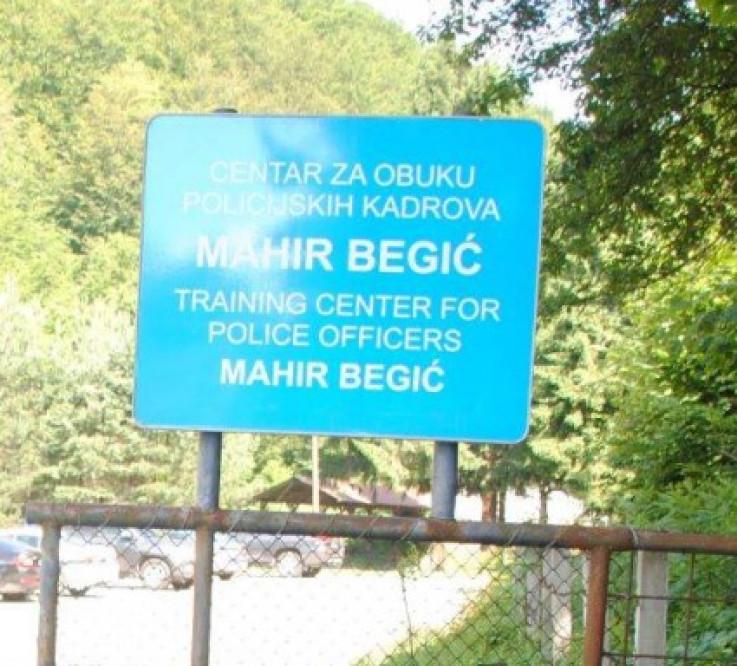 Centar za obuku nosi naziv po Begiću