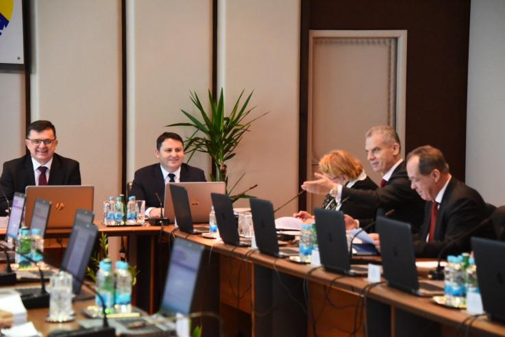 S današnje sjednice Vijeća ministara - Avaz, Dnevni avaz, avaz.ba