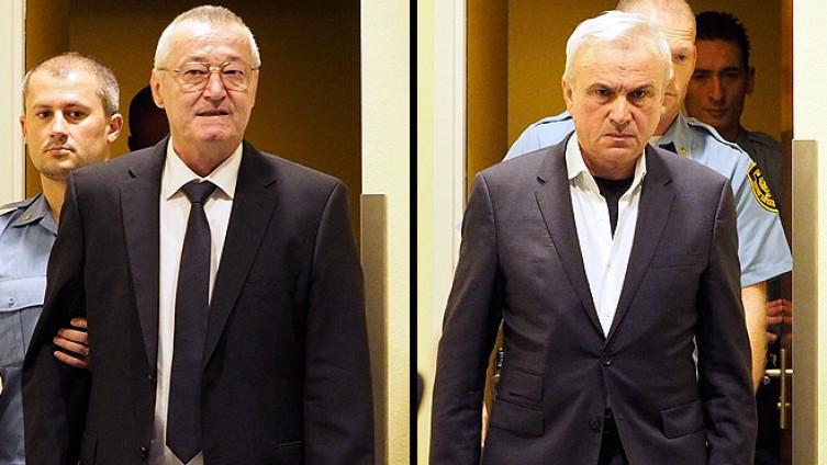 """Stanišić i Simatović komandovali operacijom """"Pauk"""""""