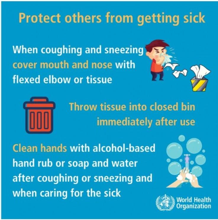 Savjeti Svjetske zdravstvene organizacije